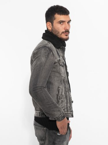 GIANNI LUPO jean jacket GL2009T grey