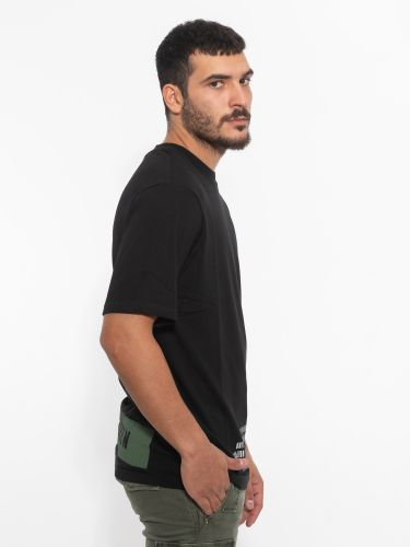 19 ATHENS t-shirt X20-1057 black