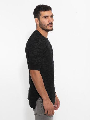 19 ATHENS t-shirt X20-1009 μαύρο