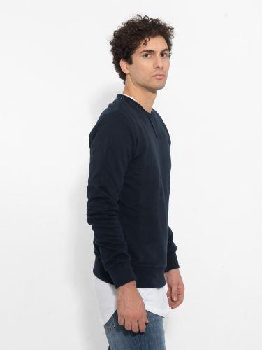 OVER-D sweatshirt OM289FL blue