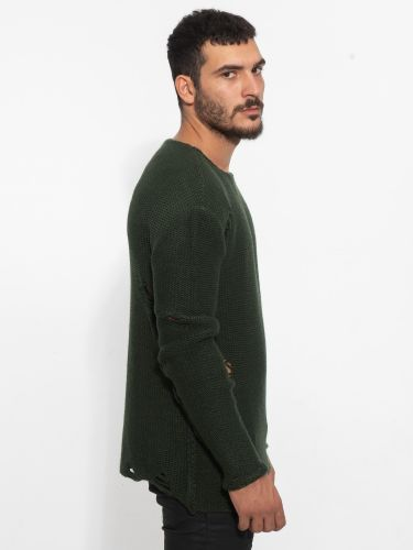 XAGON MAN sweater J00351 khaki