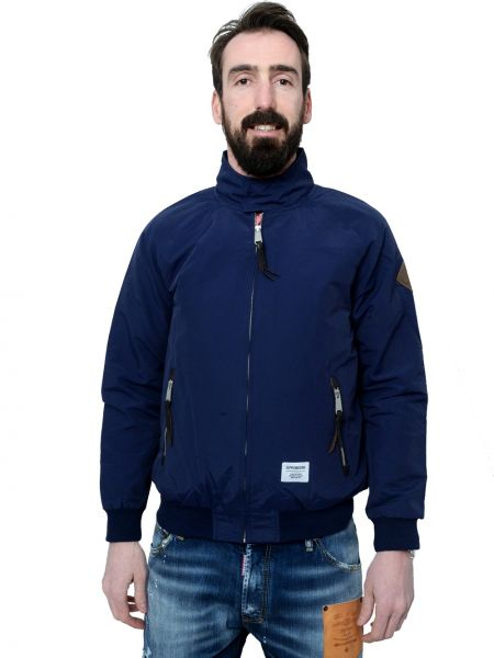 Supremebeing μπουφάν 9912-MS15J μπλε μαρίν
