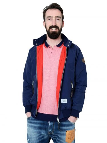 Supremebeing jacket 9912-MS15J blue navy