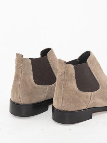 OVER-D boot chelsea OM293SC grey