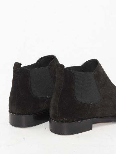 OVER-D boot chelsea OM293SC black