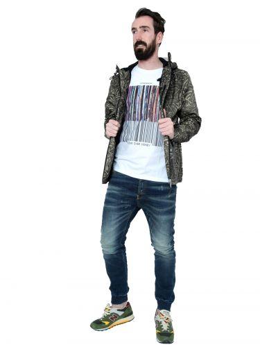 Supremebeing jacket 9894-MS15W khaki