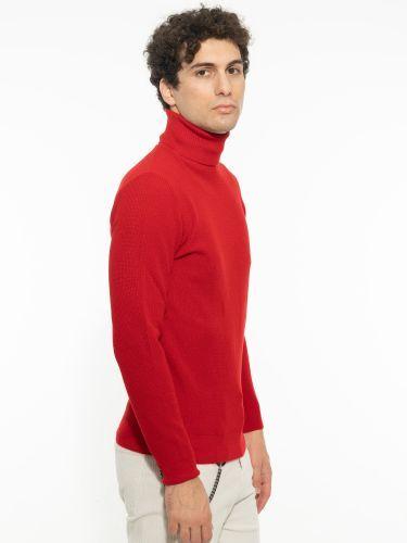 OVER-D blazer OM360MG red