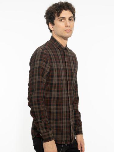 OVER-D πουκάμισο OM341CM πολύχρωμο