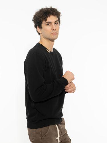 OVER-D sweatshirt OM520FL black