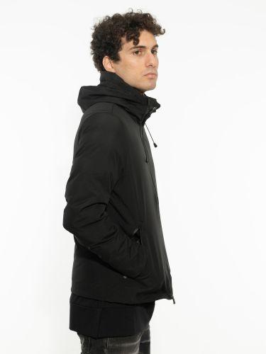 OVER-D jacket OM226GB black