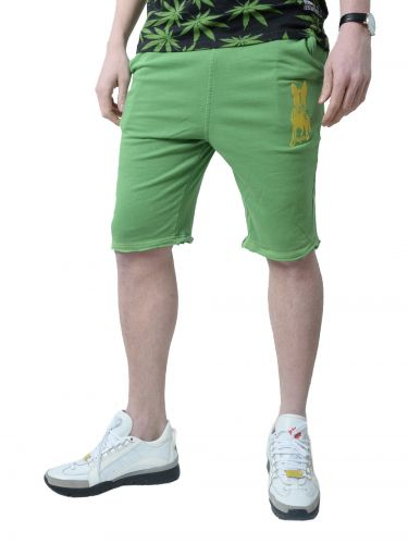 Reign shorts Mappet Dog green
