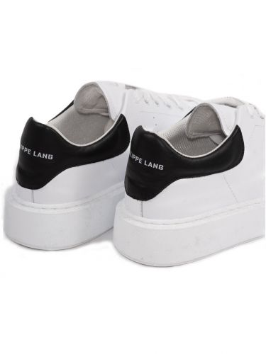 PHILIPPE LANG sneakers NAPPA white