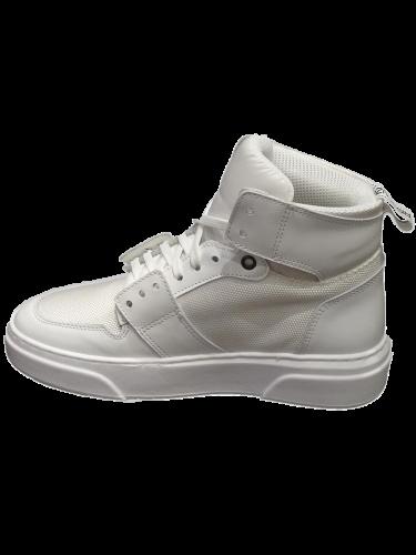 CHRISTIAN ZEROTRE boot PARROT VERSION 11 white