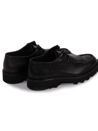 PHILIPPE LANG leather shoes 071908P black