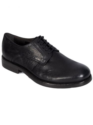 PER LA MODA leather shoes 9558 black