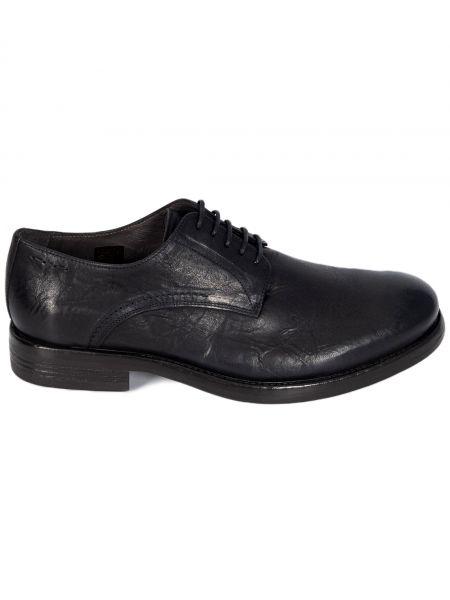 PER LA MODA leather shoes 9558 black