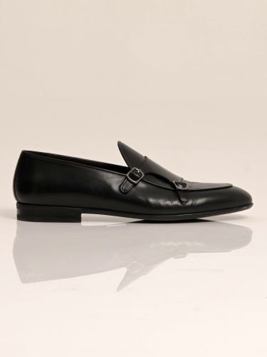 PHILIPPE LANG shoes slip on 4661/VIT/U18 black
