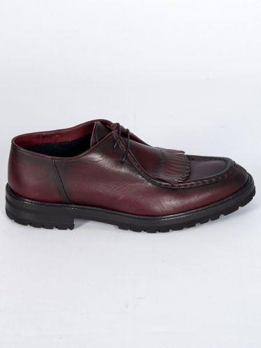 PER LA MODA leather shoes...