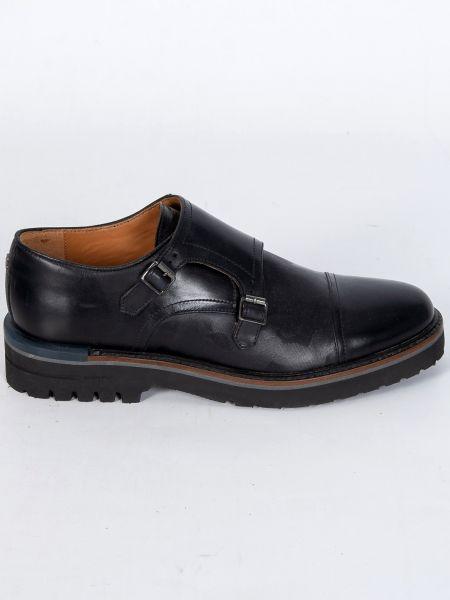 BRIMARTS δερμάτινο παπούτσι 311888P μαύρο