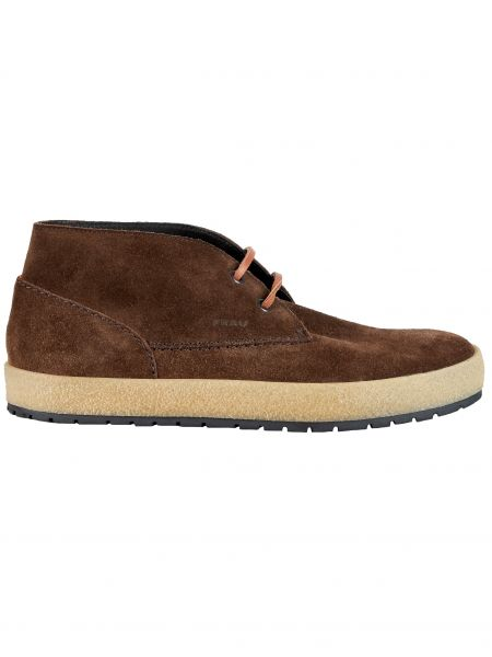 FRAU καστόρινο παπούτσι 33B6 καφέ