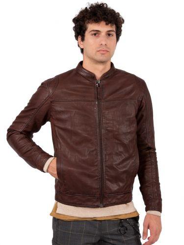 GABBA leather jac...
