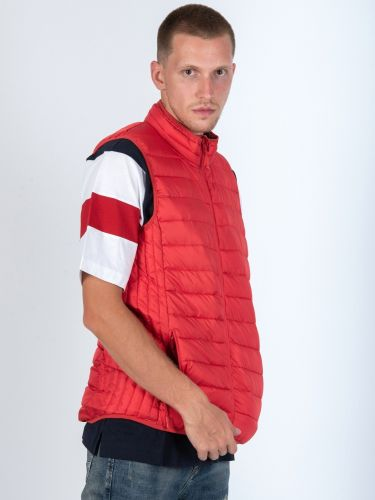 GUYA sleeveless jacket GU04 red