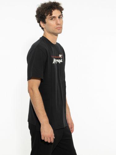 PUMA t-shirt 598275 01 μαύρο