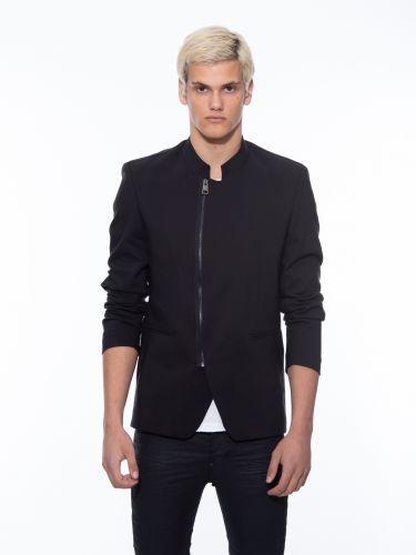 XAGON MAN σακάκι 1PF05CO μαύρο