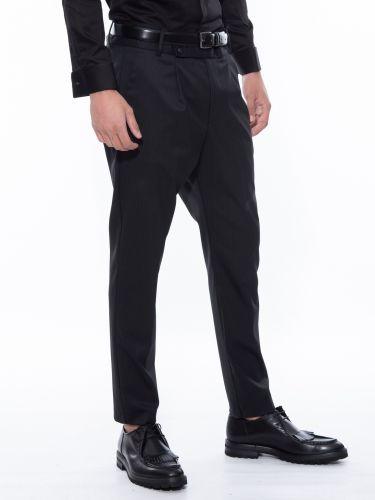 XAGON MAN παντελόνι chino PZR685 μαύρο