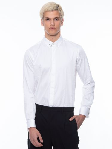 GUARDAROBA shirt PG-550/222-1 white