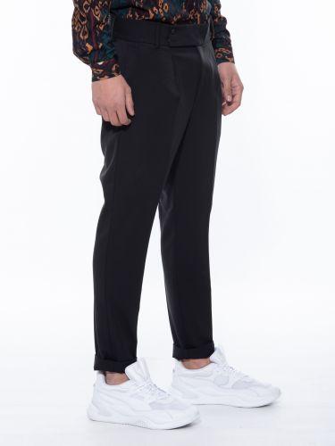 XAGON MAN παντελόνι chino PIENNA μαύρο