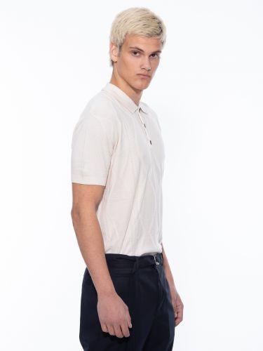 XAGON MAN t-shirt J01255 ekrou