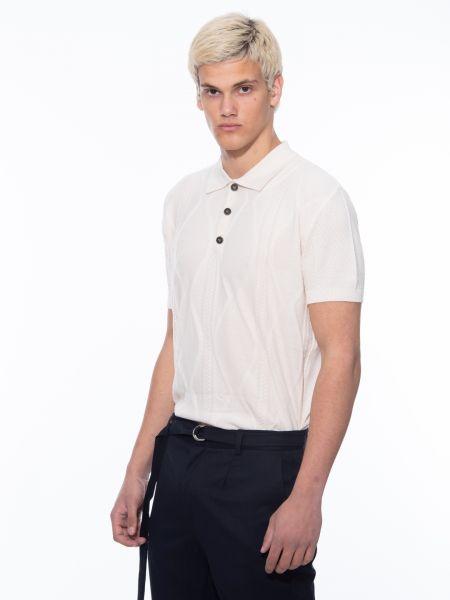 XAGON MAN t-shirt J01255 εκρού