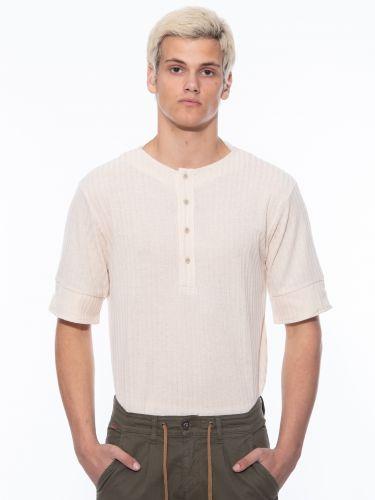 XAGON MAN t-shirt ZSIBIL ecru