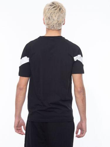 PUMA T-Shirt 599891_01 Iconic MCS Mens Tee μαύρο