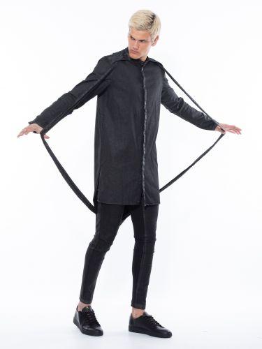 LA HAINE shirt 3B KAOS black