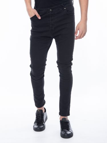 LA HAINE jean 3P JAMES black