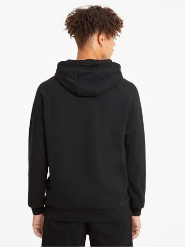 PUMA Hooded Sweatshirt 5799799 01 INTL Graphic Black