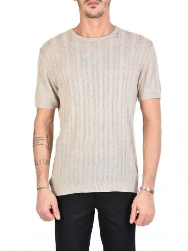 XAGON MAN T-shirt knitted...