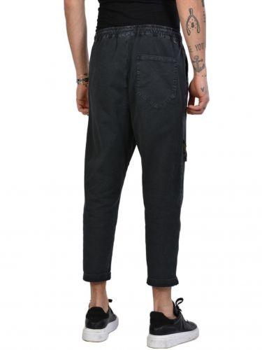 XAGON MAN Chino Trousers CR5002 Black