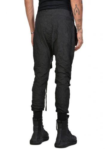 LA HAINE Trousers 3M QUEST Black