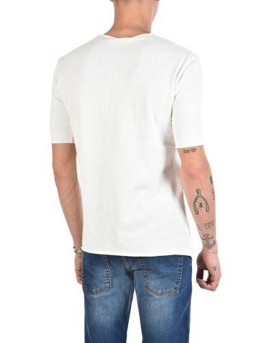 XAGON MAN T-shirt J21001 Λευκό