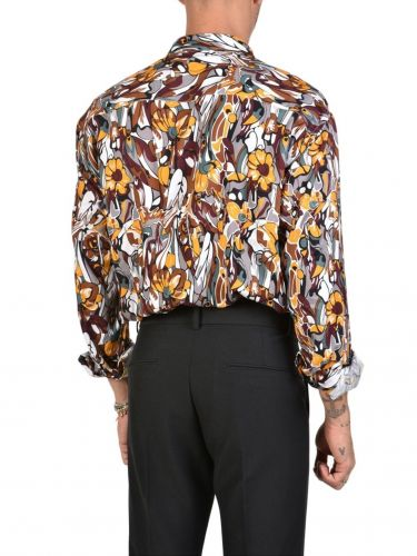 XAGON MAN Shirt VISC1 Printed