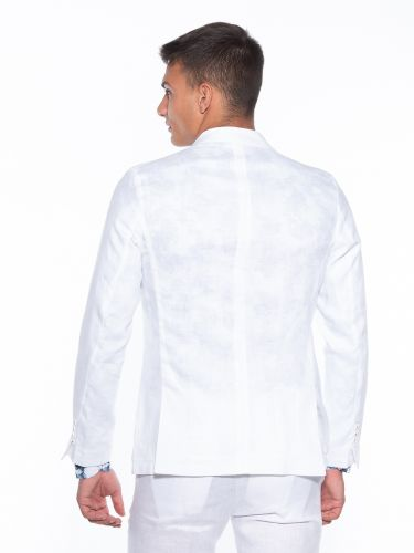 OVER-D Σακάκι OM565GC Λευκό