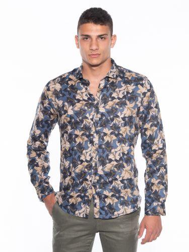 OVER-D Linen shirt OM636CM...