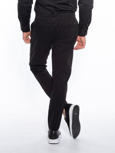 OVER-D Pants Chino OM591PN Black