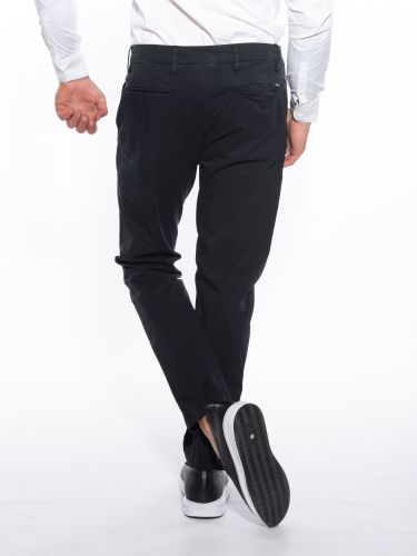 OVER-D Trousers Chino OM591PN Blue