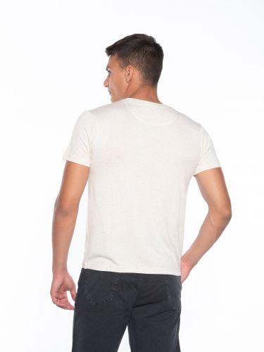 OVER-D T-shirt OM596TS Εκρού