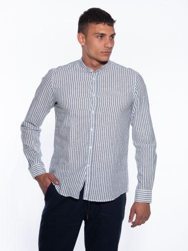 OVER-D Striped shirt...
