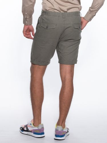 OVER-D Bermuda Chino OM624BR Olive